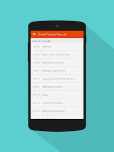 cPanel Tutorial - Aplikacije na Google Playu