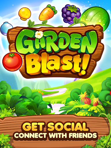 Garden Blast New 2019! Match 3 in a Row Games Free screenshots 21