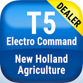 New Holland Ag T5 EC Dealer