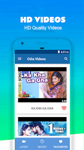 Download Odia Video Songs For PC Windows and Mac apk screenshot 3