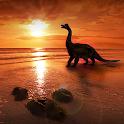 papéis de parede dinossauros icon