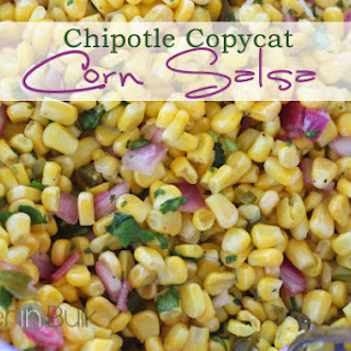 Corn Salsa - Chipotle Copycat