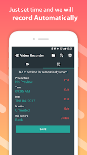 Video Recorder PRO App Download For Android 3