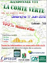 Photo: Affiche Comté Verte 2012