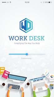 Work Desk - náhled