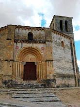 Photo: 20.09.12 Tour 'Sierra de Guadarrama' von Soria nach Ávila -Segovia 'Iglesia de la Vera Cruz'- (Urheberrecht K. Linke)