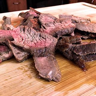 Margarita Flank Steak Tacos