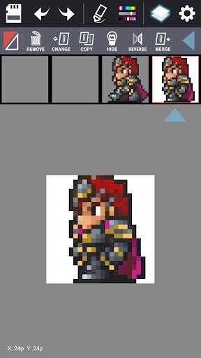Dot Maker - Pixel Art Painter screenshot 7