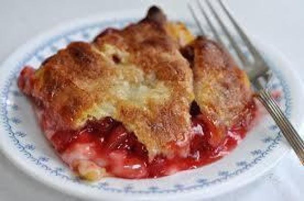 Carol's Cherry Cobbler Recipe
