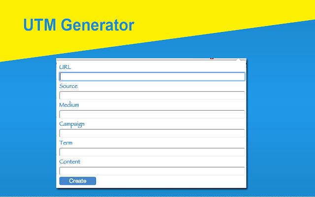 UTM Generator