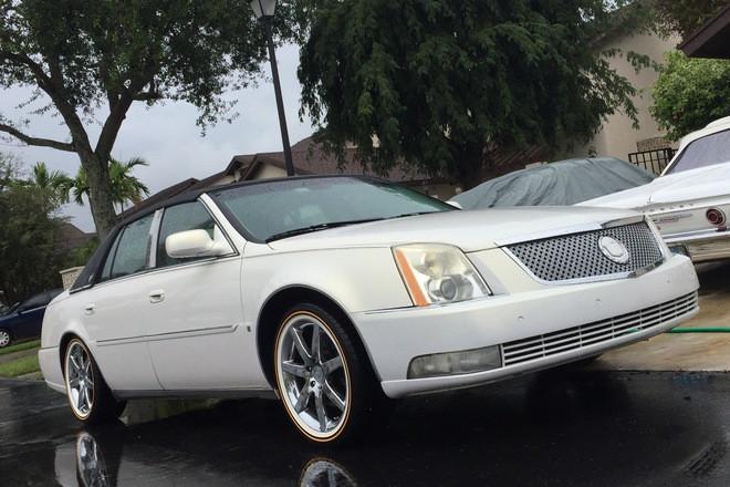 2006 Cadillac DTS Hire FL 33186
