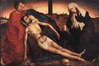 Photo: Lamentation, c. 1441