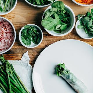 Vietnamese-Style Spring Rolls Recipe