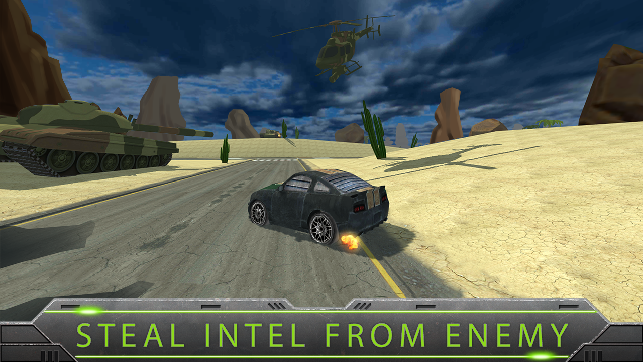 Speed Car- screenshot