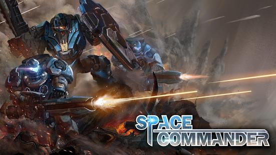 Space Commander - náhled