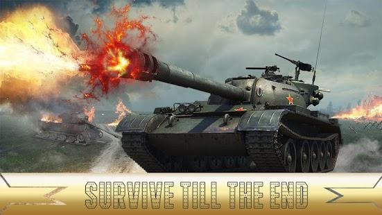 Tank War 2017 - náhled