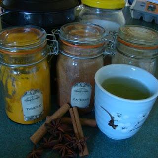 Cold & Flu Busting Tea