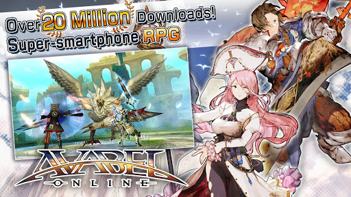 AVABEL ONLINE [Action MMORPG] 6.43.3 screenshots 2