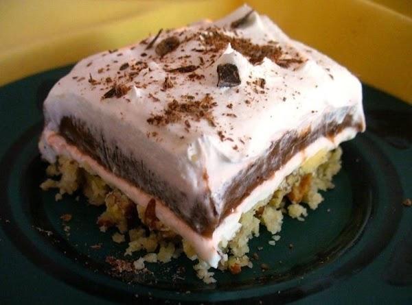 Della's Melt In Your Mouth Dessert Recipe