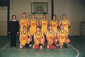 Photo: 2002-03 Πρώτη ομάδα Μπάσκετ ΑΕΚ