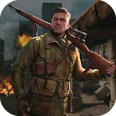 Modern strike Action Mountain FPS Commando