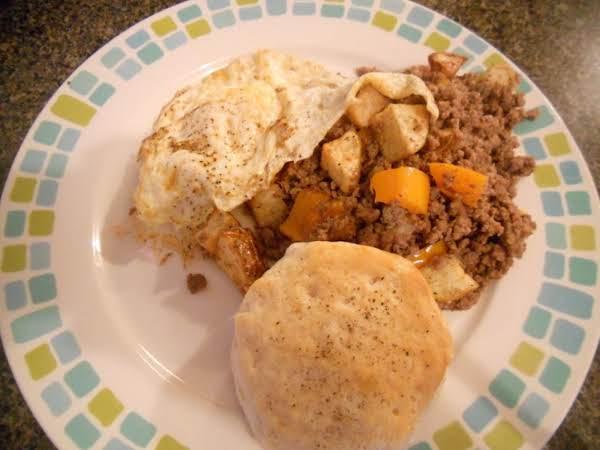This Aint Grandmas Beef-n-hash Recipe