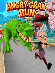 Angry Gran Run Mod Apk 2.19.0 (Unlimited Money) 6
