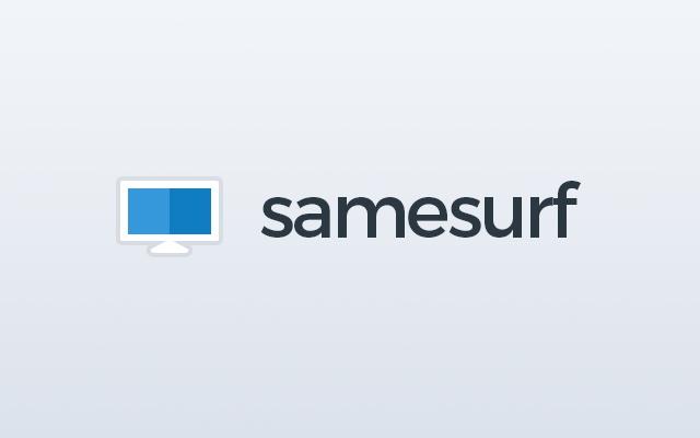 Samesurf Screen Sharing
