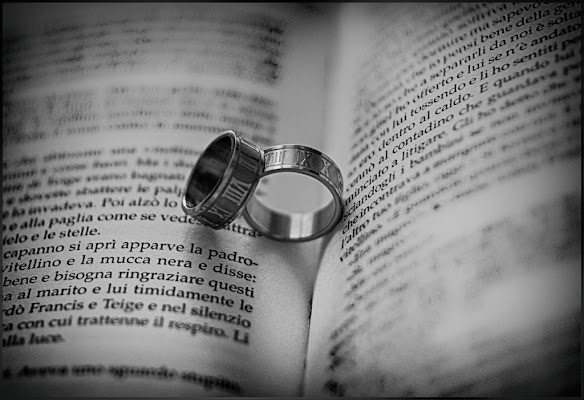 Rings & Words di SilvanaStraus