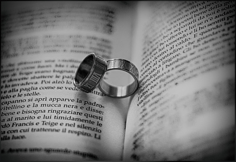 Rings & Words di SilvanaStraus