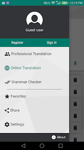 Network Translate, Google,Bing- screenshot thumbnail