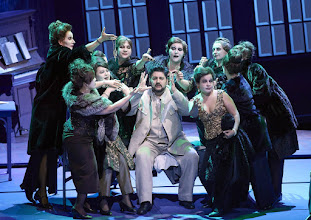 Photo: Wiener Staatsoper: TURANDOT. Inszenierung: Marco Arturo Marelli. Premiere 28.4.2016. Yussef Eyvazov;  Copyright: Wiener Staatsoper/ Michael Pöhn