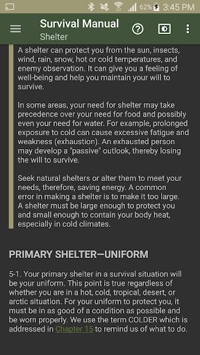 玩免費書籍APP|下載Offline Survival Manual app不用錢|硬是要APP