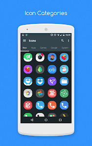 Crease - Icon Pack v1.4.0