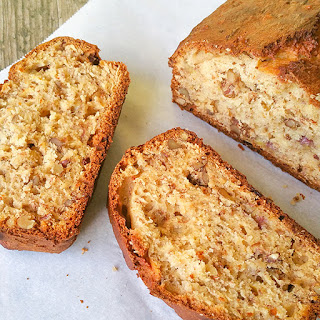 Gluten-Free Banana Walnut Bread