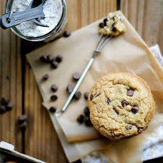 Chocolate Chip and Turtle Cookies.