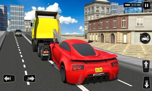 Tow truck Driver Simulator