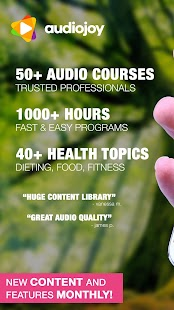 Weight Loss, Diets, Eating Disorders Audio Courses- screenshot thumbnail