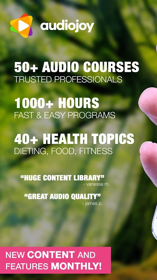 Weight Loss, Diets, Eating Disorders Audio Courses- screenshot