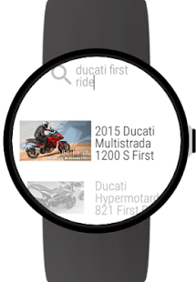 Video for Android Wear&YouTube Screenshot 7