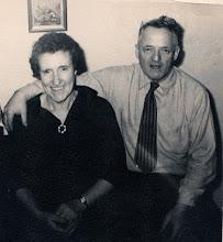 Photo: Fr. Jim's parents Mary and Mike Naughton  Bronx, NY  1955