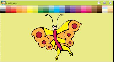 colouring pages - screenshot thumbnail 04