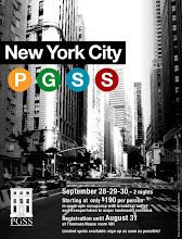 Photo: Poster for a group trip to New York