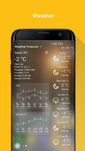 Weather for Edge Panel cheat hacks