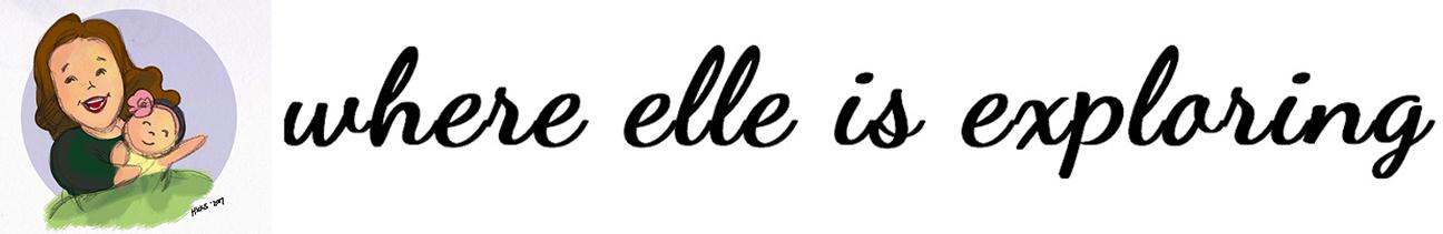 where elle is exploring