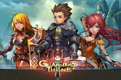 Guardians of The Throne Apk Download For Android and Iphone 7