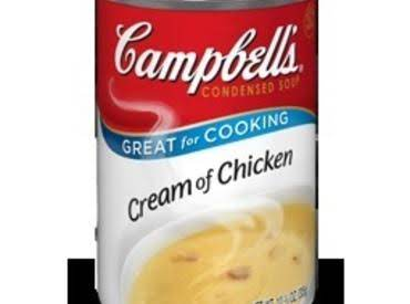 Cream Of Chicken Soup Substitute Recipe