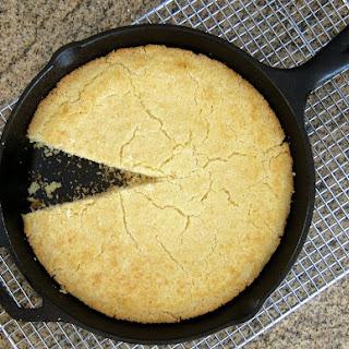 Classic Southern Buttermilk Cornbread.