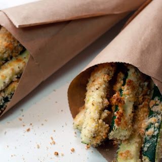 Paleo Zucchini Fries (Recipe)