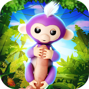 Fingerlings Fun Monkey WowWee 1.0 Icon